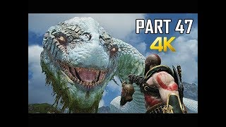 GOD OF WAR Gameplay Walkthrough Part 47 - INSIDE JOB (PS4 PRO 4K Commentary 2018)