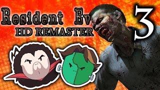 Resident Evil HD: Burn Them! - PART 3 - Game Grumps