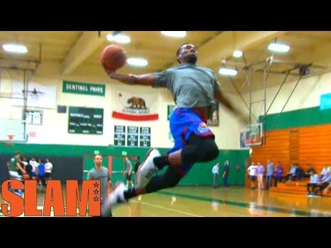 Wayne Selden 2016 NBA Draft Workout - Athletic NBA Prospect - 16NBACLH