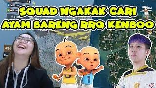 BUKTI NYATA CEWEK SELALU MENANG!! FT. RRQ KENBO - PUBG MOBILE INDONESIA