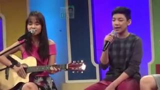 LOVE YOURSELF Version of Darren & Kristel -ASAP (01-24-2016)