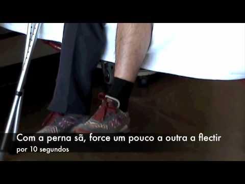 PTJ Prótese Total Joelho Enfermagem Reabilitação Ortopedia knee replacement