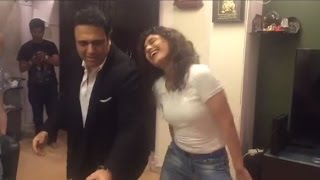 Govinda dances with Ragini Khanna, must watch video | Filmibeat