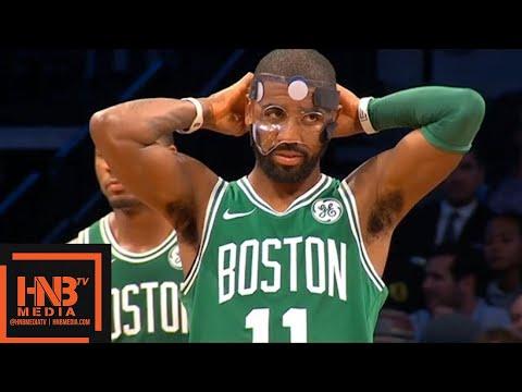 Golden State Warriors vs Boston Celtics Full Game Highlights Week 5 2017 NBA Season