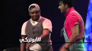 فصلات روووووعه خالد مظفر مسرحية الصيدة في لندن مع طارق العلي تجميييعي