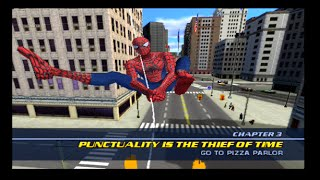Spider-Man 2 PS2 Playthrough Part 1