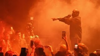 Kanye West's full speech at the Saint Pablo Tour in San Jose on November 17, 2016