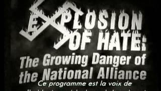 KU KLUX KLAN et autres groupes racistes aux Etats-Unis. Documentaire [FR]