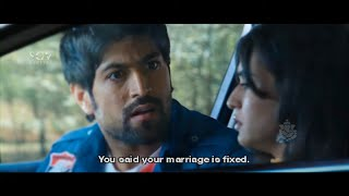 Yash Caught Krithi, Engagement Is Not Fixed   Rocking Star Yash Kannada Movies Best Comedy Scenes