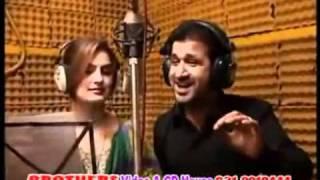 Rahim Shah   Ghazala Javed NEW SONG  ZRA BYALALEY PA TA DEY