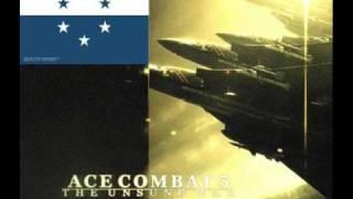 Ace Combat 5: The Unsung War- Osea (anthem)
