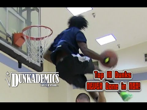 Top 10 Dunks That NEED To
