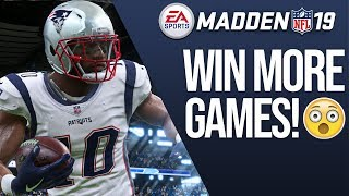 MADDEN 18 BASIC TIPS 101- HOW TO BE UNSTOPPABLE