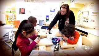 New Study Finds Pre-k Benefits Endure Through Eighth Grade | NBC Nightly News