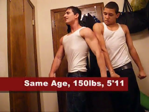Muscle Stud Flexing and Lifting Muscle Comparison and more