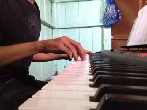 แสงจันทร์ มาลีฮวนน่า ท่อน Intro piano cover by black