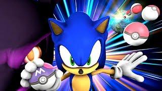 Pokemon GO vs. Sonic & the Gaming World / Chapter 1 (SFM)