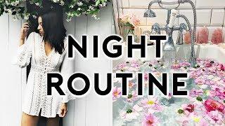 MINIMAL NIGHT ROUTINE 2017