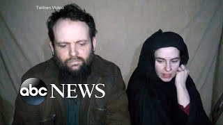 American hostage Caitlan Coleman and her family are free after 5 years of captivity