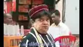 BEST NEW FUNNY Pothwari drama 2015 DO GAZ SaDa GAZ P77   YouTube