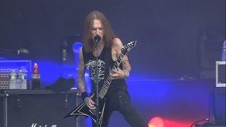 Children Of Bodom - Live Download Festival Paris 2016 (Full Show HD)