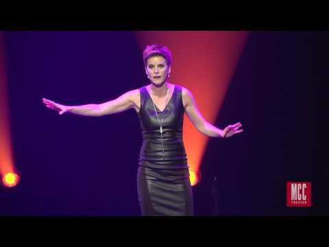 """Jenn Colella performs """"Everybody Says Don't"""" from ANYONE CAN WHISTLE"""