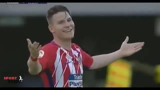 NIGERIA VS ATLETICO MADRID 2-3 HD HIGHLIGHT 2018