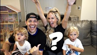 We Have a HUGE ANNOUNCEMENT!!