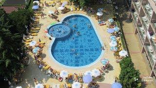 Bulgarien Hotel Lilia Goldstrand Golden Sands България Хотел Лилия Златни пясъци Bulgarische Riviera
