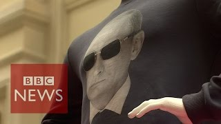 What do you get Vladimir Putin for his birthday? BBC News