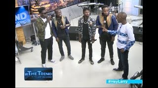 T412 bring gospel trap on #TheTrend