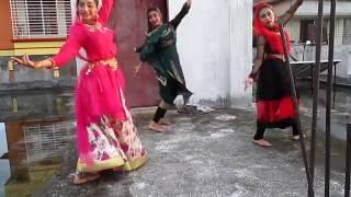 Alga Koro go || Priyo Jai Jai Bolo Na || Classical Dance || Kathak || Nazrulgiti