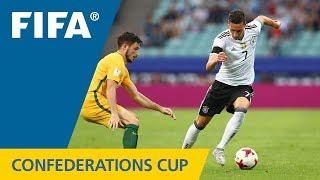 Match 4: Australia v Germany - FIFA Confederations Cup 2017