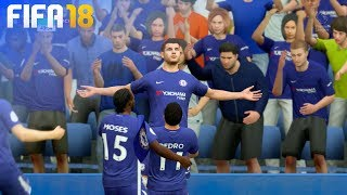 FIFA 18 - Top 5 Goals of the Month: September 2017