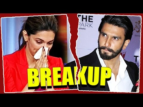 Deepika Padukone REVEALS About Her BREAK UP With Ranveer Singh | 22th June 2016