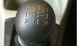 know how to shift gear without looking  at gear knob [hindi][जाने कैसे गियर लगाये बिना गियर देखे ]
