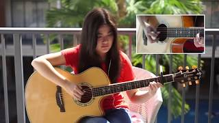 Luis Fonsi, Daddy Yankee ft  Justin Bieber Despacito   Fingerstyle Guitar Cover TABS