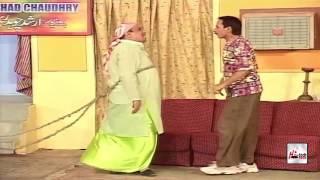 Best of Iftkhar Thakur, Nasir Chinyoti & Sana Butt - PAKISTANI STAGE DRAMA FULL COMEDY CLIP