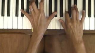 Unfaithful Rihanna Piano Tutorial