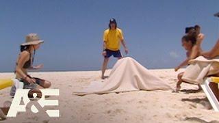 Criss Angel Mindfreak: Beach Trick | A&E