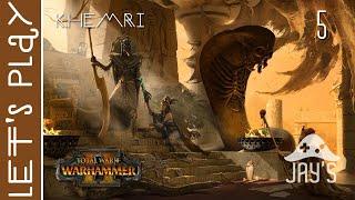 [FR] TWW 2 - Mortal Empires - Épisode 5 - Les Rois des Tombes de Khemri