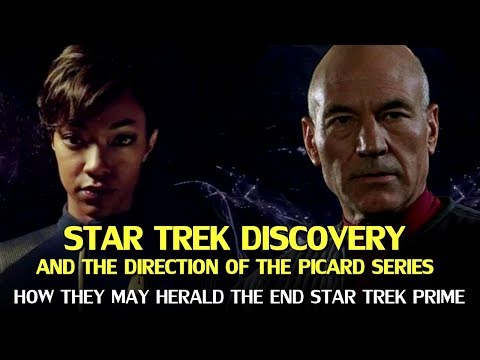 Star Trek Discovery and the Return of Picard The Controversies Behind The Scenes