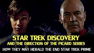 Star Trek Discovery and the Return of Picard: The Controversies Behind The Scenes
