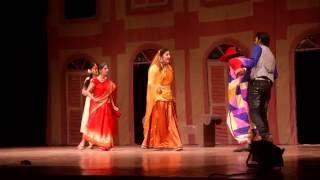The great stage Drama 'Konjush' & the present cast in Ranger Mela (SATV)