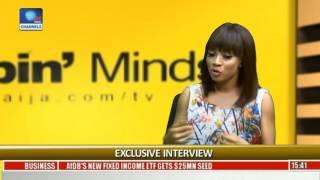 Rubbin Minds Interviews Toke Makinwa Pt 1