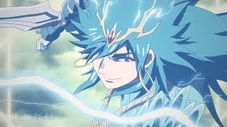 AMV MAGI Extreme Magic vs Medium FULL FIGHT
