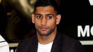 Inappropriate video of boxer Amir Khan leaks online