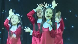 قناة اطفال ومواهب الفضائية حفل مهرجان السلام 39 المدينة المنورة اليوم 3