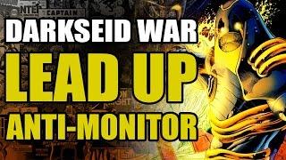 Justice League Darkseid War: The Anti-Monitor