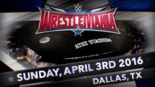 WWE Wrestlemania 32 Full Show Review! (2016)